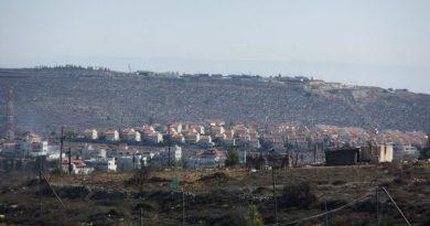 Ofra and Amona settlements