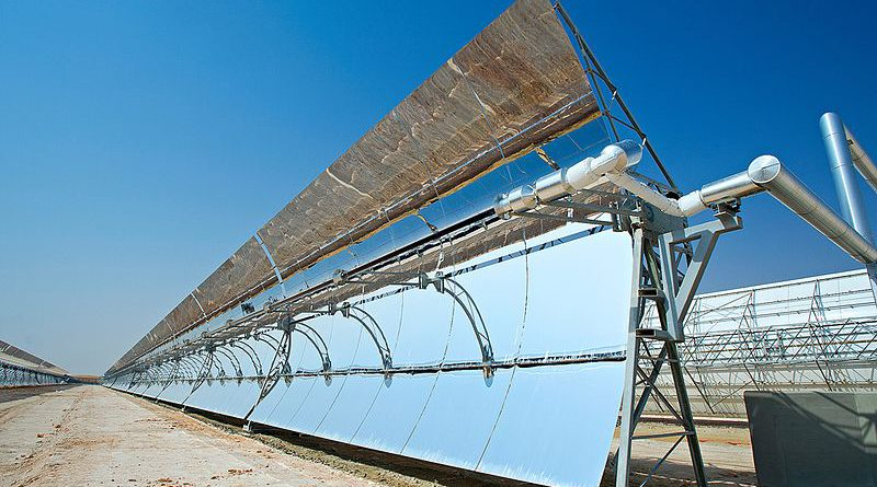 Renewable energy in the UAE