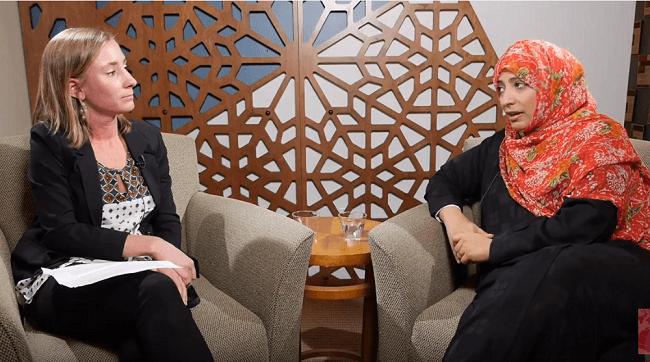Tawakkol Karman interview