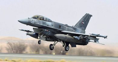 UAE air force