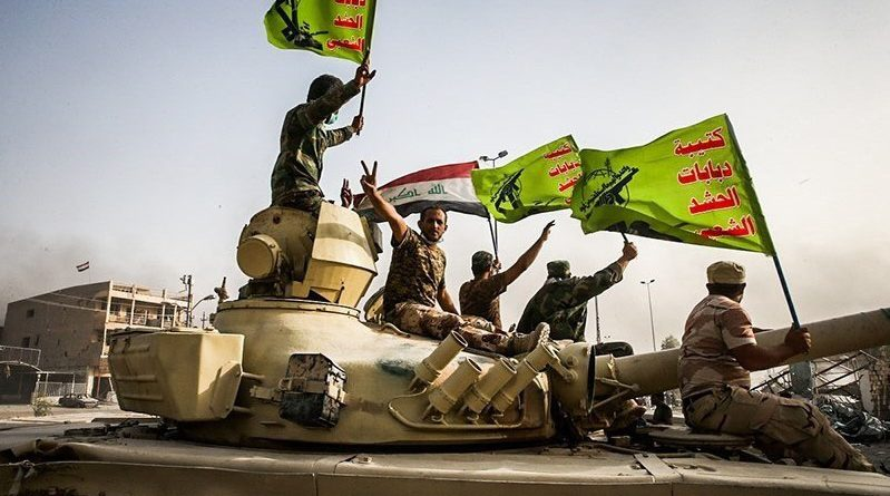 Iraq Popular Mobilization Forces