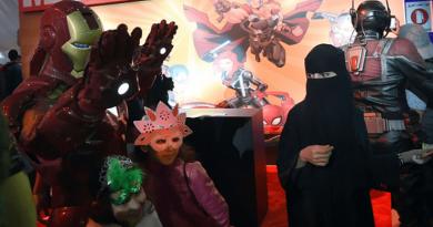 Saudi Comic Con