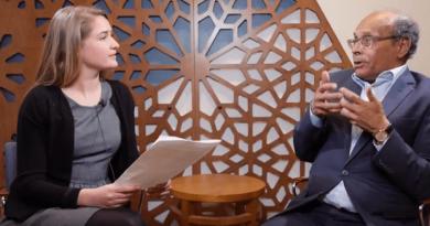 Moncef Marzouki interview