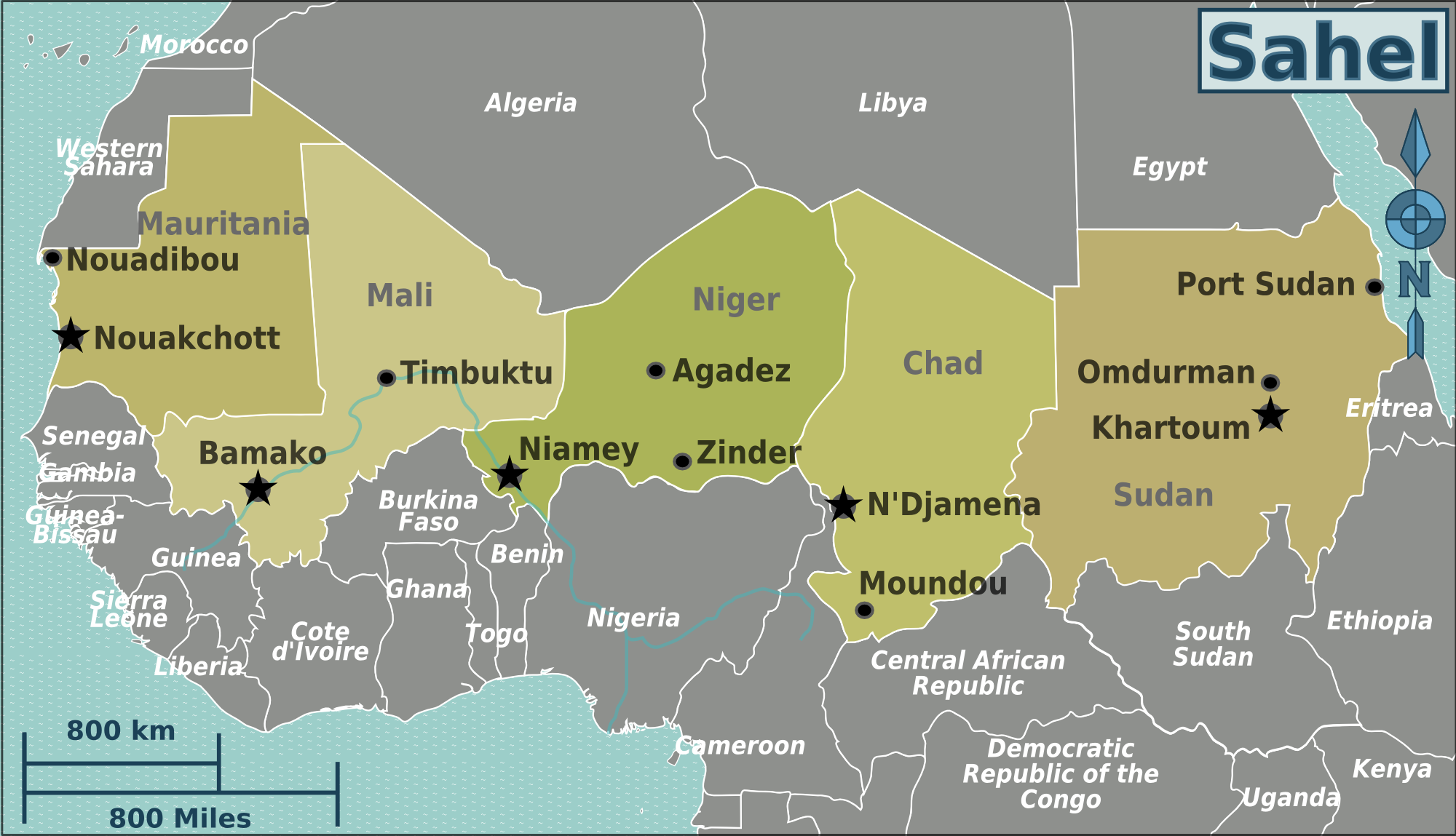 Safe haven: The future of Islamic extremism in the Sahel - Journal ...
