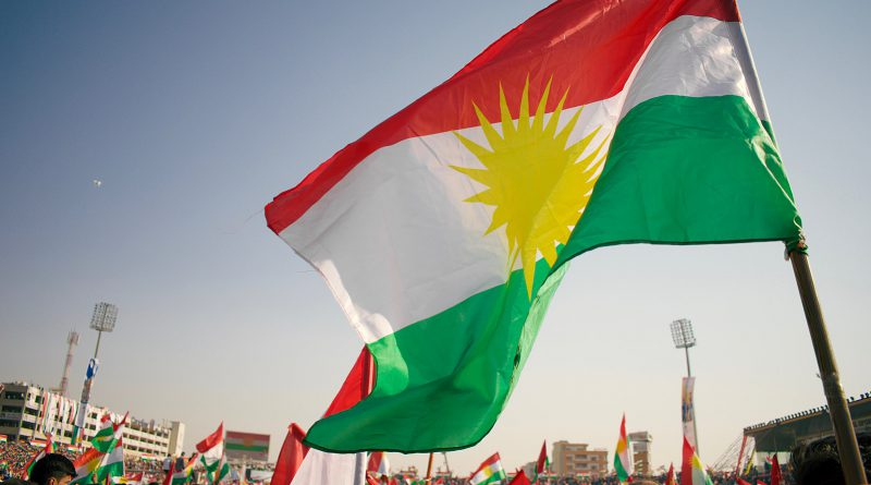 KRG Independence Rally, Creative Commons